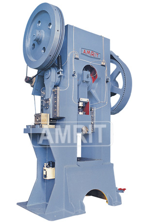 "alt=""Manufacturers & Exporters of two station press for cutting"